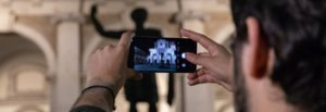 Fotografie grandangolari con Mi A3, a Napoli l'ultimo smartphone Xiaomi