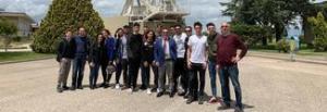 Gli studenti della Parthenope all'Agenzia Spaziale Italiana Matera