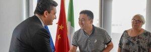 Da Jinan a Città della Scienza,  patto tra Napoli e la Cina
