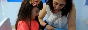 Teach and touch: è napoletana  la prima app per i logopedisti