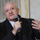 Commissariamento sanità, De Luca: «Squadrismo politico»