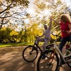 Ecco la bicicletta intelligente senza pilota: esegue ordini vocali e evita gli ostacoli