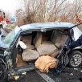 Carambola tra auto  sull'Ofantina, tre feriti gravi