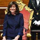 Il presidente Casellati inaugura Anno Accademico al Suor Orsola