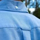 Perché le camicie da uomo hanno un anello sulla schiena? Ecco a cosa serve