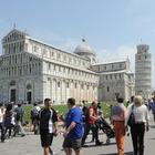 La Torre di Pisa guadagna 4 cm