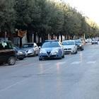 Benevento, raid al supermarket:  quattro banditi in fuga con l'incasso