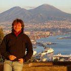 Alberto Angela cittadino di Napoli: «Amo il vostro calore e voglia di vita»