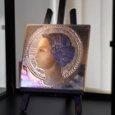 Leonardo Da Vinci, scoperta la prima pittura del genio: è un autoritratto su una piastrella