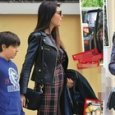Ilaria D'amico di nuovo incinta? Pancia sospetta per lady Buffon
