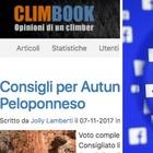 Climbook, il piccolo sito che sconfigge Facebook: «Potrà continuare a esistere»