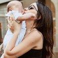 Rosa Perrotta e il figlio Domenico (Instagram)