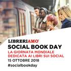 Oggi è il Social Book Day, tutti uniti nella rete per promuovere la lettura
