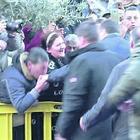 Blitz Salvini ad Afragola: «Subito 200 sgomberi»