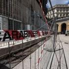 Palazzo Reale, parcheggio abusivo nell'ex Galoppatoio: sequestrato