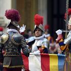 Vaticano, giurano le guardie svizzere