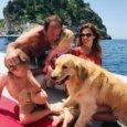 Sole e tanto mare: Veronica Maya si rilassa in Costiera con marito e figli