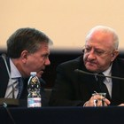 Pd, De Luca chiama Zingaretti: «Lavoriamo insieme per il Sud»