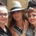 Sarah Jessica Parker in vacanza in Italia: selfie a Marzamemi