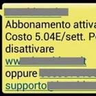 Truffa sul cellulare con i servizi automatici in abbonamento, da Napoli un sito per essere rimborsati