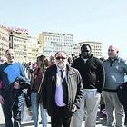 Detenuti sul Lungomare di Napoli, uomini liberi per un giorno