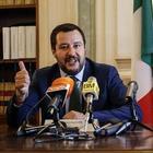 Salvini sfida Raggi a Roma: «Noi pronti per governare»