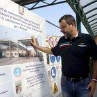 Salvini annuncia il tour per l'Italia: «E Ferragosto a Castelvolturno»