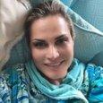 Simona Ventura torna a sorridere, selfie su Instagram dopo lo spavento per Niccolò