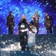 Madonna porta le bandiere di Israele e Palestina sul palco dell'Eurovision