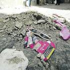 Napoli città a pezzi: in una giornata 60 interventi tra crolli e allarmi