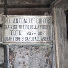 Il Comune di Napoli dedica una piazza a Totò, ma c'era già una strada