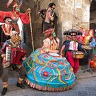 Duecento iniziative per il Giffoni Street Fest: piazze e strade open space teatrali