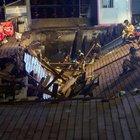 Spagna, al Festival Musica crolla pontile: 300 feriti