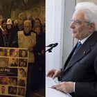 L'Aquila dieci anni dopo, Mattarella: «Ricostruzione è sfida nazionale»