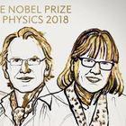 Nobel per la Fisica ai pionieri del laser