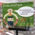 Festa del papà, bufera sulla pubblicità della Feltrinelli: «Io comunque preferisco la mamma»