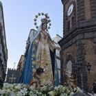 Madonna delle Grazie, per i 70 anni della parrocchiala statua storica esce dopo 89 anni