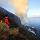 Stromboli, ecco la roccia che prevede le eruzioni