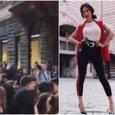 Troppi fan per Giulia De Lellis: via Condotti bloccata ed evento interrotto