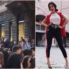 Giulia De Lellis manda in tilt Roma: troppi fan all'evento, via Condotti bloccata
