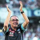 Napoli, tutta l'amarezza di Sarri: «Non meritavo di essere liquidato»