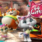 La nuova serie animata «44 gatti»  sbarca in anteprima al Giffoni 2018