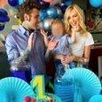 Il figlio di Chiara Ferragni e Fedez compie un anno: «Buon compleanno Leone»