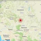 Scossa di terremoto nel Matese, avvertita dalla Campania al Molise
