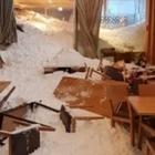 Valanga su ristorante in Svizzera: molti feriti