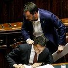 Salvini dopo gli scontri con Di Maio ora non esclude la crisi di governo