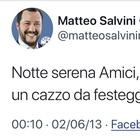 Salvini, polemica per il post del 2013 contro il 2 giugno