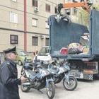 Rione Salicelle, via agli sgomberi: già murata la casa del boss