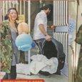 Francesco Arca, Irene Capuano e il secondo figlio Brando Maria