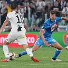 La Juventus e i cori anti-Napoli:ricorso respinto, squalifica doppia